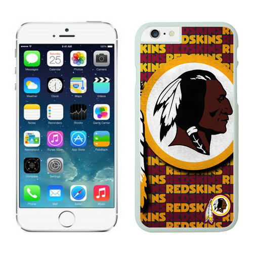 Washington Redskins iPhone 6 Cases White19