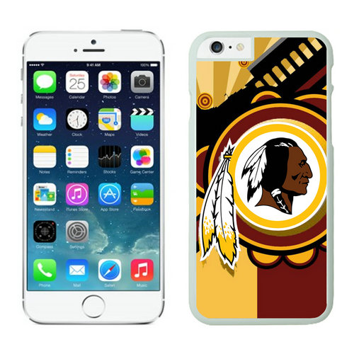 Washington Redskins iPhone 6 Cases White20