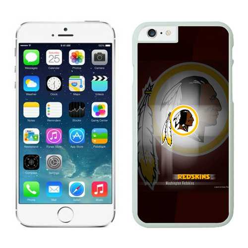 Washington Redskins iPhone 6 Plus Cases White22