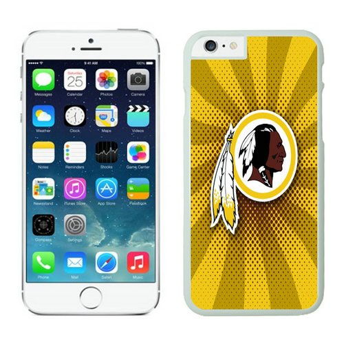 Washington Redskins iPhone 6 Cases White23