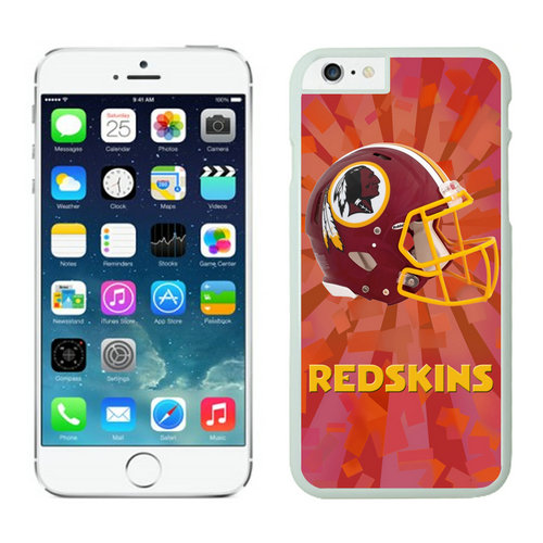 Washington Redskins iPhone 6 Cases White24