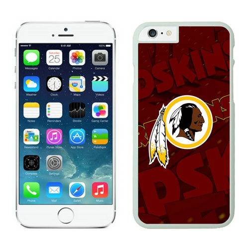 Washington Redskins iPhone 6 Cases White25