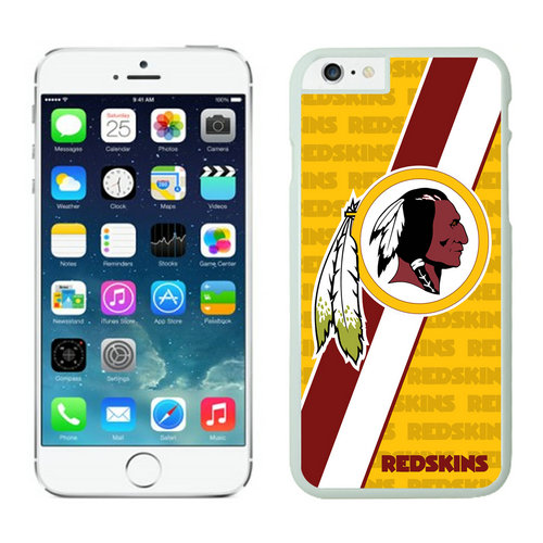 Washington Redskins iPhone 6 Cases White26