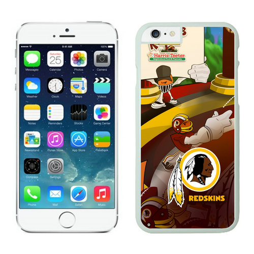 Washington Redskins iPhone 6 Cases White28
