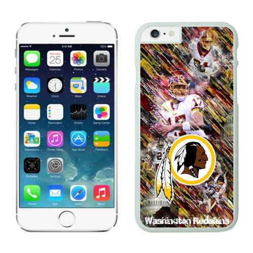 Washington Redskins iPhone 6 Cases White29