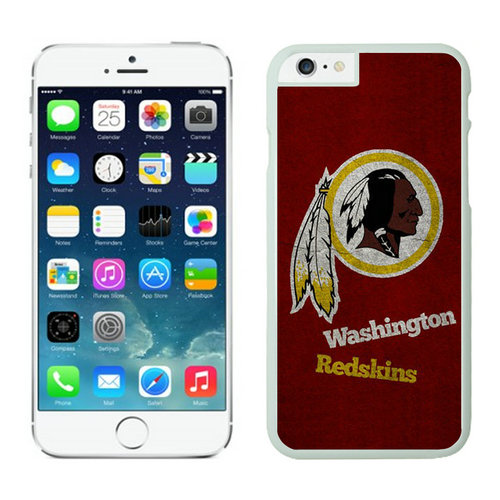 Washington Redskins iPhone 6 Cases White31