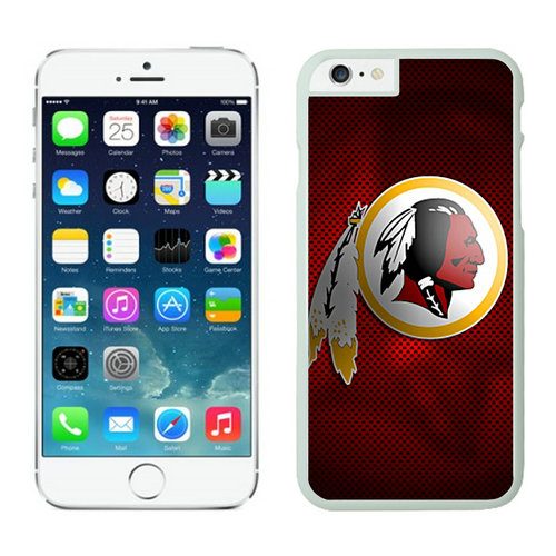 Washington Redskins iPhone 6 Plus Cases White32