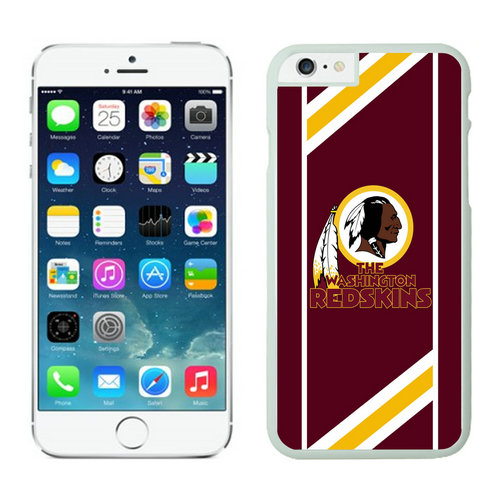 Washington Redskins iPhone 6 Plus Cases White33