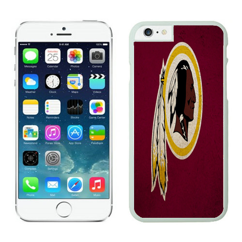 Washington Redskins iPhone 6 Cases White34