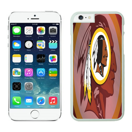 Washington Redskins iPhone 6 Plus Cases White35