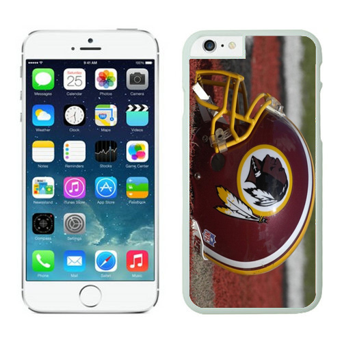 Washington Redskins iPhone 6 Cases White37