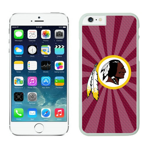 Washington Redskins iPhone 6 Plus Cases White38