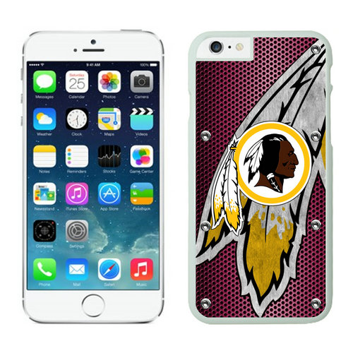Washington Redskins iPhone 6 Plus Cases White39