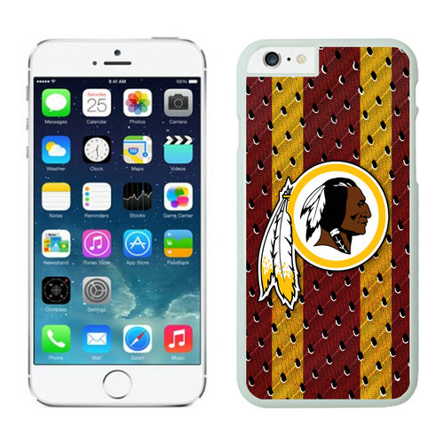 Washington Redskins iPhone 6 Cases White41