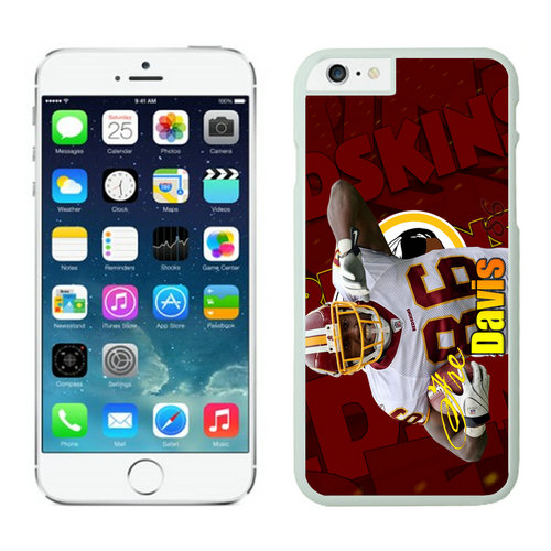 Washington Redskins iPhone 6 Cases White45