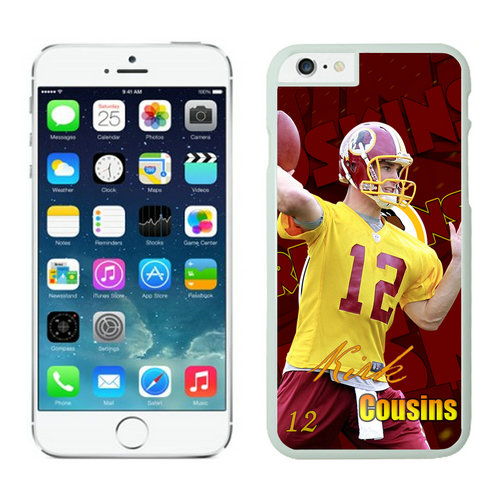 Washington Redskins iPhone 6 Plus Cases White9