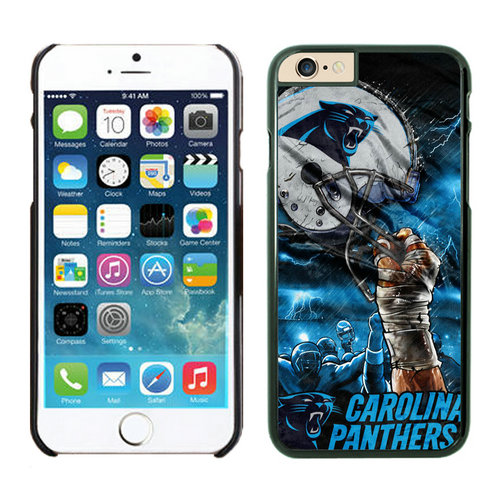 Carolina Panthers iPhone 6 Cases Black34