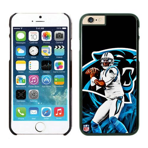 Carolina Panthers iPhone 6 Cases Black53