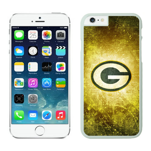 Green Bay Packers Iphone 6 Plus Cases White5