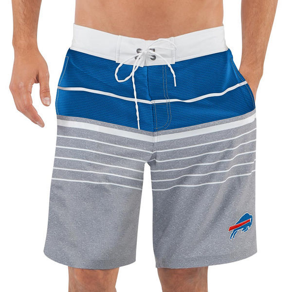 Buffalo Bills NFL G-III Balance Men's Boardshorts Swim Trunks