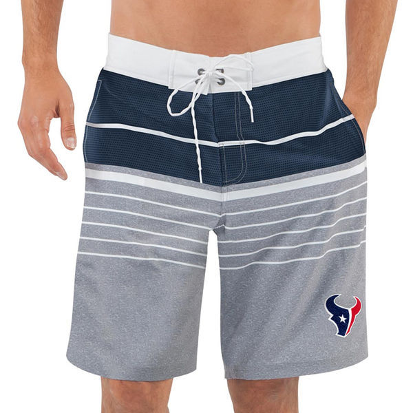 Houston Texans NFL G-III Balance Men's Boardshorts Swim Trunks