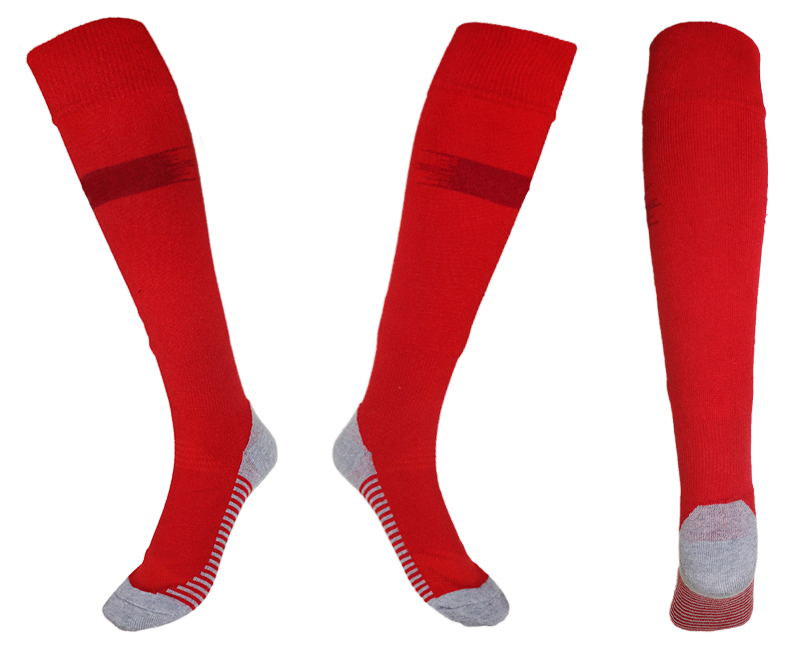 France Red Youth Thailand Soccer Socks