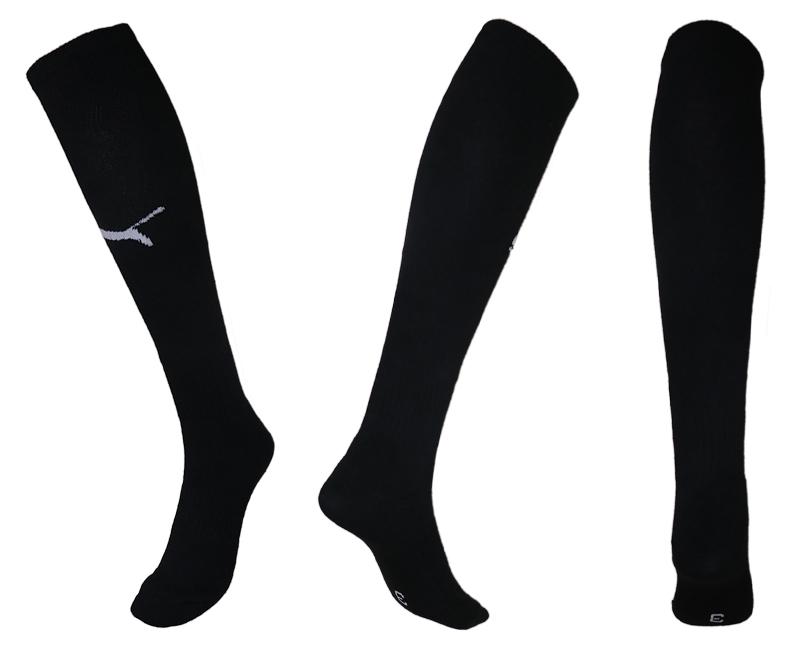 Puma Black Thailand Soccer Socks