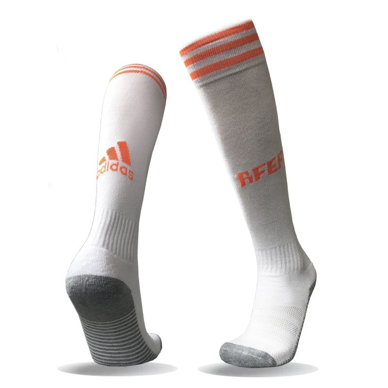 Spain Away 2018 FIFA World Cup Thailand Soccer Socks