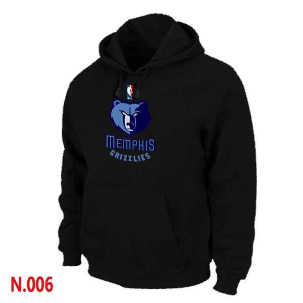 NBA Grizzlies Pullover Hoodie Black