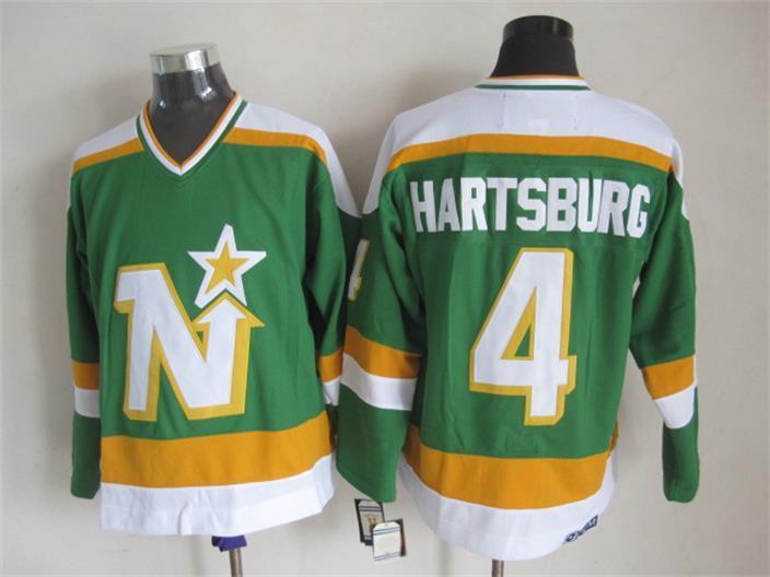 Stars 4 Hartsburg Green CCM Jersey