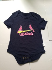 Cardinals Navy Toddler T-shirts