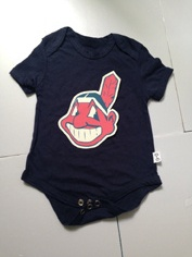 Indians Navy Toddler T-shirts