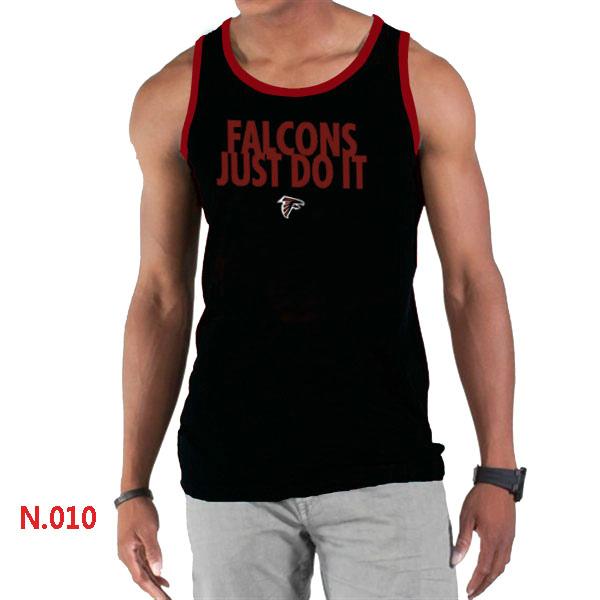 Nike Falcons Sideline Legend Logo men Tank Top Black2