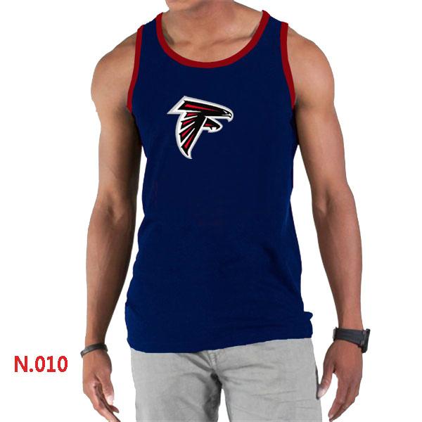 Nike Falcons Sideline Legend Logo men Tank Top D.Blue