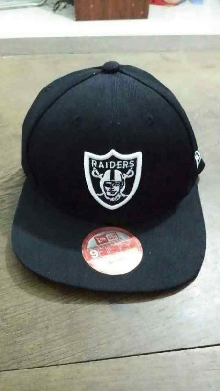 Raiders Fashion Youth Caps