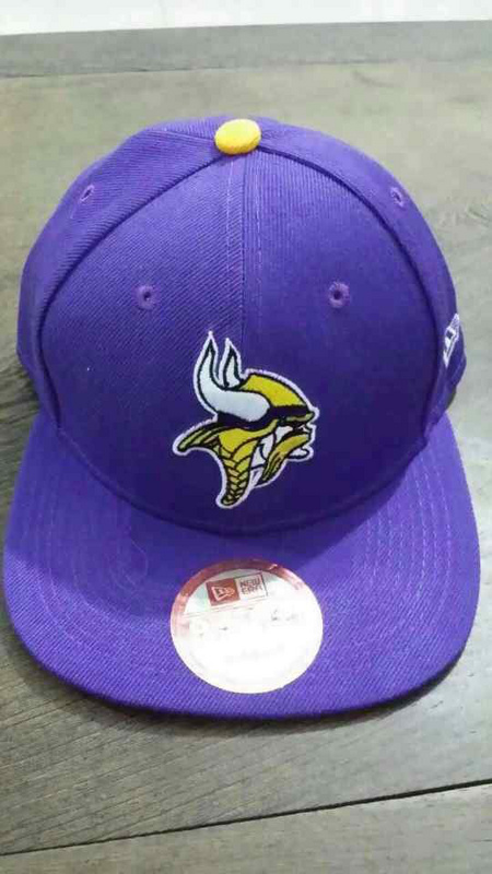 Vikings Fashion Youth Caps