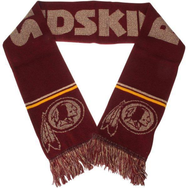 Redskins Red Fashion Scarf