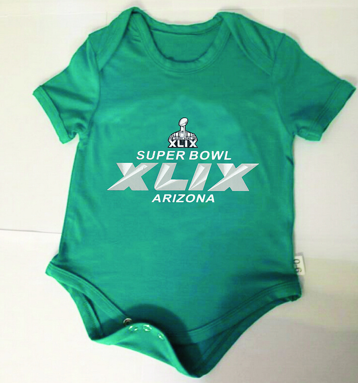 2015 Super Bowl XLIX Green Toddler T Shirts