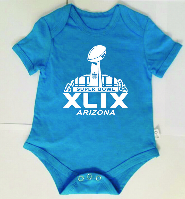 2015 Super Bowl XLIX Lt.Blue Toddler T Shirts2