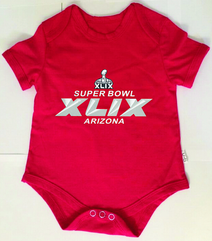 2015 Super Bowl XLIX Red Toddler T Shirts