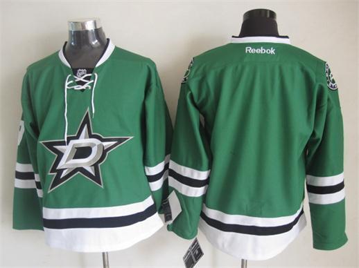 Stars Blank Green Jerseys