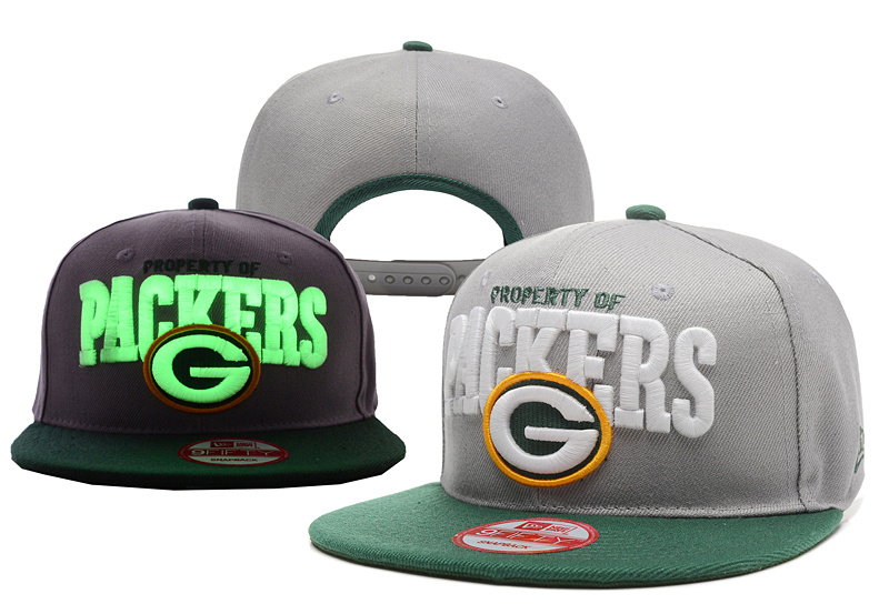 Packers Fashion Luminous Caps YD