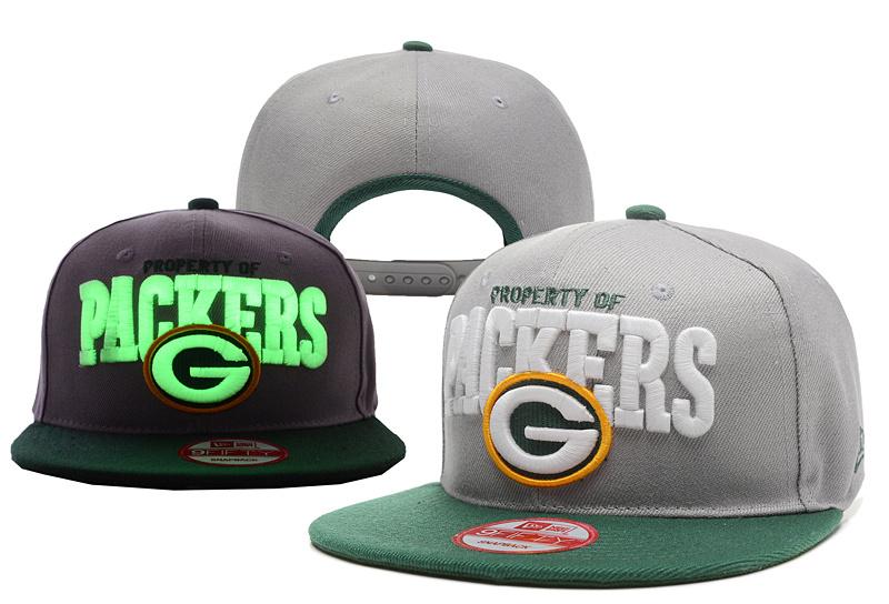Packers Fashion Luminous Caps YD