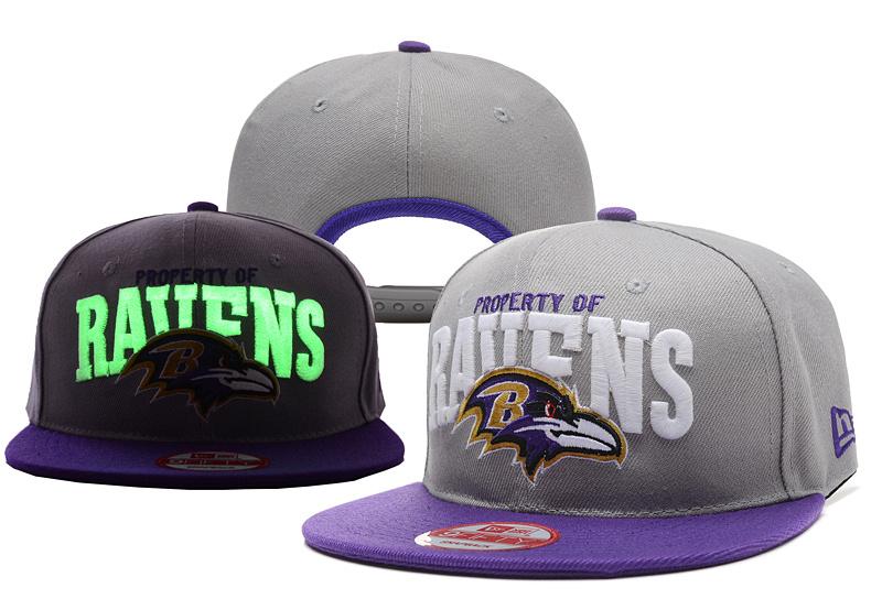 Ravens Fashion Luminous Caps YD