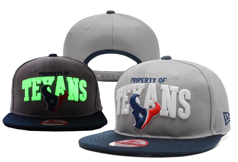Texans Fashion Luminous Caps YD