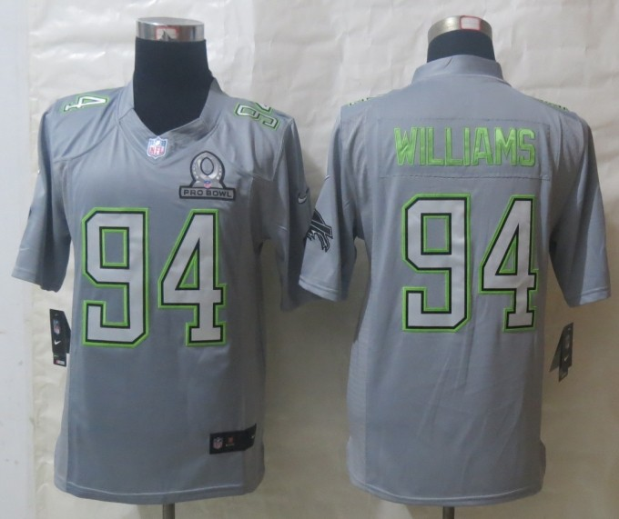 Nike Bills 94 Williams Grey 2014 Pro Bowl Jerseys