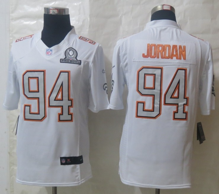 Nike Saints 94 Jordan White 2014 Pro Bowl Jerseys