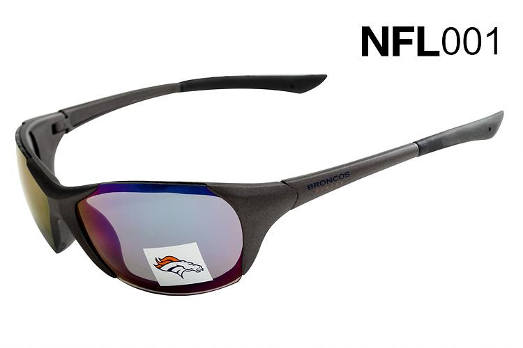 Denver Broncos Polarized Sport Sunglasses001