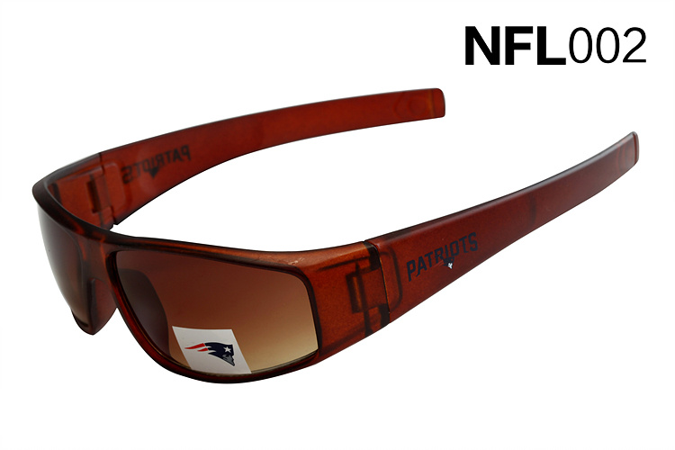 New England Patriots Polarized Sport Sunglasses002