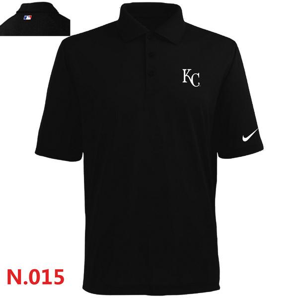 Nike Royals Black Polo Shirt